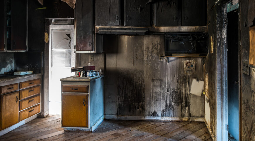 The most common causes of accidental fires