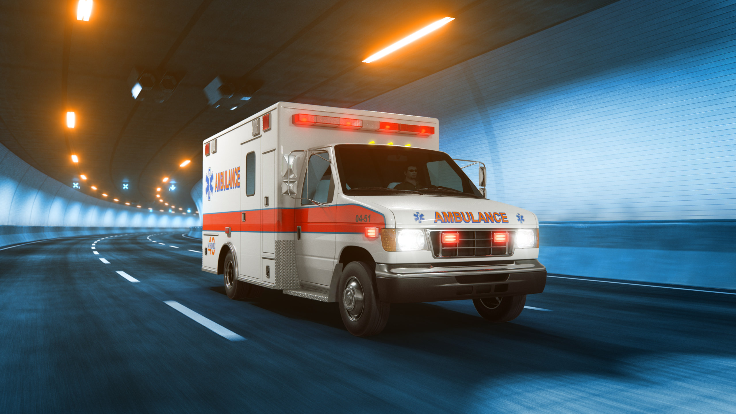 How to get an ambulance in an emergency