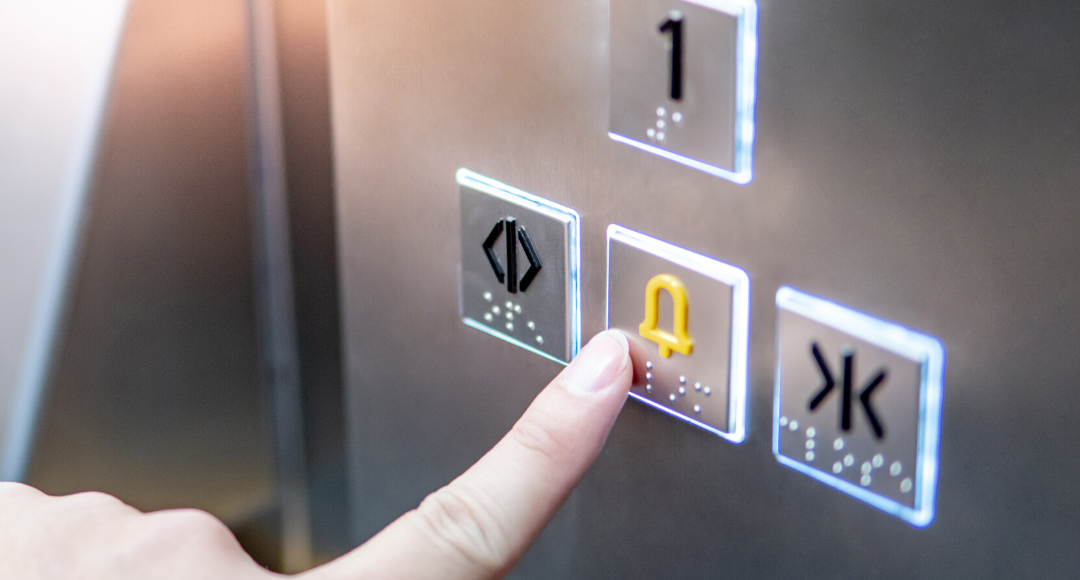 What to do if you're stuck in an elevator