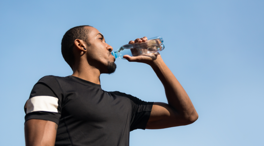 Dehydration symptoms and warnings